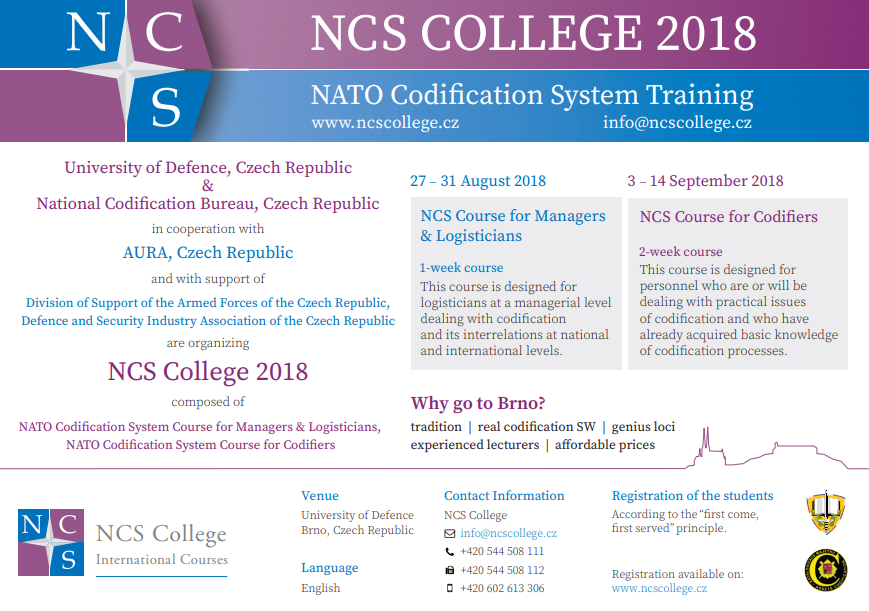 NCS College 2018
